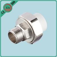 China Stable PPR Male Adapter High Temperature Resistance For Ppr Water Pipe System wholesale