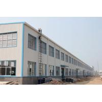 China Q345 Grade Light Pre Engineered Steel Structure Workshop Multi Layer Floors wholesale