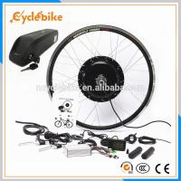 China Fastest Electric Bike Hub Motor Conversion Kit With Batteries 48v 500W wholesale
