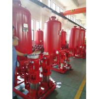 Buy cheap Fire Pneumatic Water Supply Pumping System Automatic Control ALCQ-X Series from wholesalers