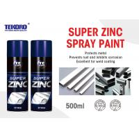 China Lead Free Zinc Galvanizing Spray For Steel Rust Protection And Corrosion Inhibition wholesale