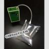 China Tedlar® PVF Gas Sampling Bags with PTFE valve (septum) TDLC31_10L Tedlar air sample bags Referenced in Many EPA Methods wholesale