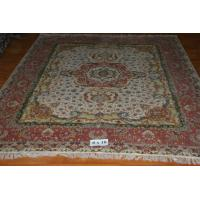 China Handknotted Persian Silk Carpet wholesale