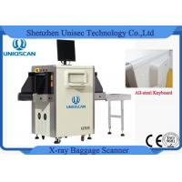 High Definition Handbag X Ray Baggage Scanner Singel Energy Check Point Manufactures