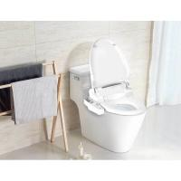 China Commercial Electronic Intelligent Toilet Seat Cover Slow Close Toilet Bowl Cover wholesale