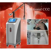 China professional Fractional Co2 fractional Laser vaginal tightening & acne scar removal machine on sale