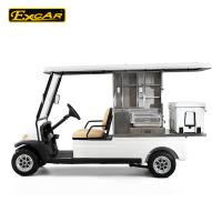 Buy cheap Vehicle Electric Utility Carts Vintage For Adults , Comfortable Battery Operated from wholesalers