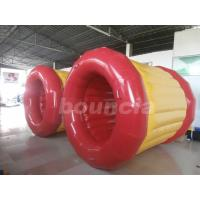 China Water Park Inflatable Floating Water Roller For Sale wholesale