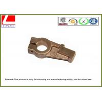 China High Precision CNC Machining Services Brass Forging Parts For Voyage Industry wholesale