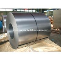 China Anti Corrosion Zinc Coated Galvanized Steel , Cold - Rolled Zinc Plated Alloy Steel wholesale