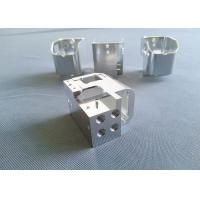 China Deburred CNC Machining Metal Parts , High Precision Motorcycle Spare Parts wholesale