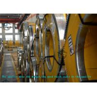 China 2B BA Finish Surface Cold Rolled Stainless Steel Coil AISI inox 202 ASTM A240 wholesale