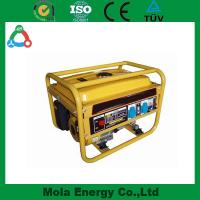 China 3KW portable gas generator for family use wholesale