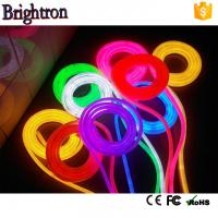 China 12V 24V 110V 120V 230V color changing led neon tubes LED Ultra Thin Neon Flex Rope Light wholesale