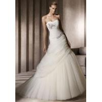 China A-Line Wedding Bridal Gown wholesale