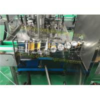 China Automatic Beverage Can Filling Machine Security Operation For Carbonated Soft Drink wholesale