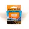 China Flexible Personalized Photo Refrigerator Magnets Frame 5 Inches Rectangular Shape wholesale