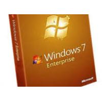China Computer System Microsoft Windows 7 Enterprise License 32 / 64 Bits English Version wholesale