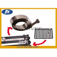 China OEM Stainless Steel 302 Variable Force flat spiral springs for vending machine wholesale