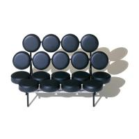 China George Nelson Marshmallow Sofa on sale