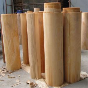 China Precise Cutting Beech Veneer Sheets , Natural Beech Veneer Customized Size wholesale