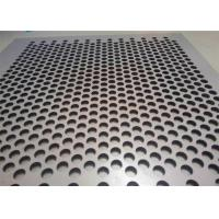 China Customized Size Perforated Metal Cladding Panels Galvanized Metal And SS Sheet wholesale
