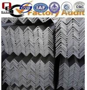 China MS steel angle of JIS/ASTM/GB/EN standard material grade wholesale