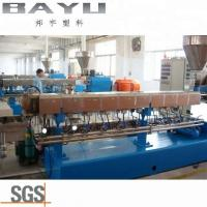 China High Quality Plastic Modified PA Recycling and Granulation Line Granulator Machine wholesale