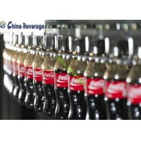 China Cola Carbonated Drink Filling Machine Fully Automatically 18000 Bph Pet Bottle Beverage wholesale