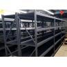 China Corrosion Protection Medium Duty Steel Rack For Warehouse Storage wholesale