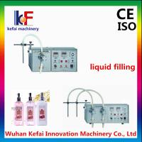 China chemicals for making liquid soap filling machine on sale