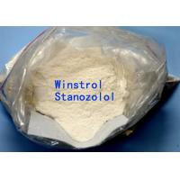 China 99% Purity Oral Safety Winstrol / Stanozolol Muscle Building Steroids t CAS 10418-03-8 wholesale