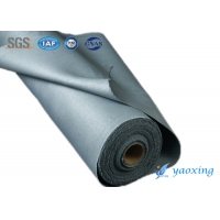 China Thickness 0.30mm Silicone Coated Fiberglass Fabric wholesale