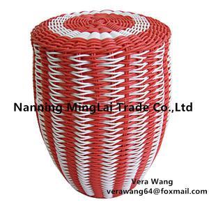China unique stool with iron frame wholesale