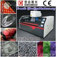 China CNC Laser Engraving Leather Seat Cover Galvo Machines wholesale