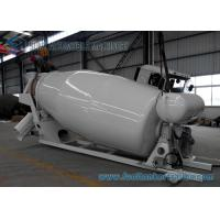 China Electric Control 5 m3 Mixer Truck Bowl for 6X4 HINO Mixer Truck in New Zealand wholesale