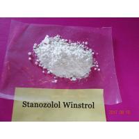 Winstrol Powder CAS 10418 03 8 Anabolic Steroids For Fitness Exercise pure 99.9%