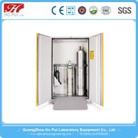 China Flammable Gas Bottle Storage Cabinet , Flexible Gas Cylinder Safety Cabinets wholesale