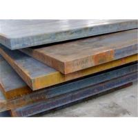 China Customized Length Hot Rolled Mild Steel Plate / Q345 Thin Steel Sheet on sale
