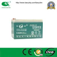 China 12V20ah Gel Battery Pack Lead Acid Battery Electric Scooter Battery wholesale
