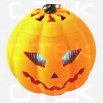 Halloween Pumpkin Lamp Hi-Fi Rechargeable Mini Speakers Speakers