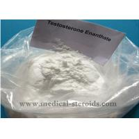 China High Purity Bodybuilding Testosterone Anabolic Steroid Testosterone Enanthate CAS 315-37-7 wholesale