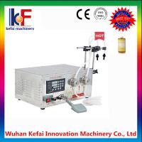 Quality factory price vial magnetic pump liquid filling machine made in china for sale