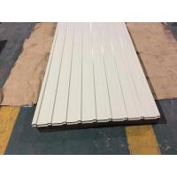 China 26 Gauge Thick Pre-painted Aluminum Used For Roofing Corrugated Sheet wholesale