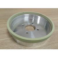 China 350mm Vitrified Bond Diamond Grinding Wheels For Carbide Cutters Abrasive Block wholesale
