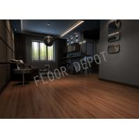 China Home 8mm HDF Laminate Flooring AC3 E1 Density 830 Embossed Maple Color Eir wholesale
