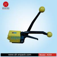 Buy cheap A333 Manual sealess steel strapping tool from wholesalers