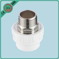 China Hexagonal Brass Ppr Male Socket Thread Coupling Sample Available wholesale
