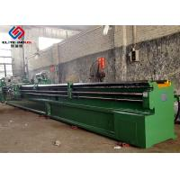 Quality Cr Chrome Plate Injection Molding Machine Tie Bar 90 Ton To 3000 Ton Servo for sale