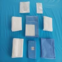 China Reinforced BEST Radial femeral Angiography Drape Pack wholesale